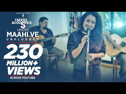 Maahi Ve Unplugged  Song   TSeries Acoustics  Neha Kakkar⁠⁠⁠⁠  TSeries