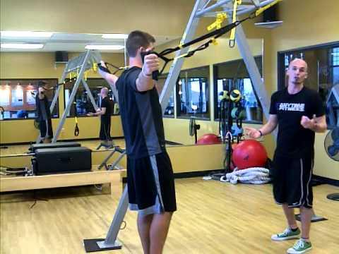 trx arm exercises  youtube