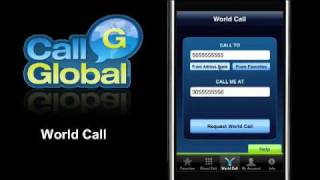 Transform an International Call into Two Local Calls