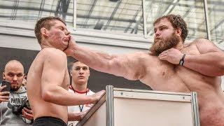 Slap Off Contest KO Full Video 2019 HD