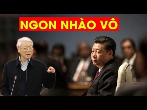 Được TT Mỹ Donald Trump bảo kê, Hà Nội tuyên bố chủ quyền