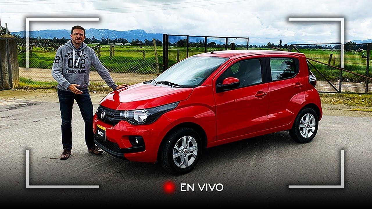 Fiat Mobi 2020 Primer Vistazo - Viene Por El Renault Kwid
