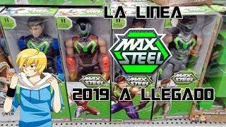Max Steel La Linea 2019 Llega