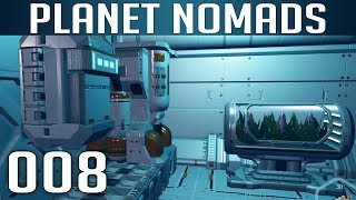 PLANET NOMADS [008] [Elektrische Probleme] [S02] Let's Play Gameplay Deutsch German thumbnail