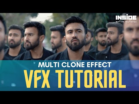 Multi Clone Effect | Vfx Tutorial | Adobe After Effects | Inside Motion Pictures | 2020