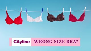 The tell-tale signs you're wearing the wrong size bra