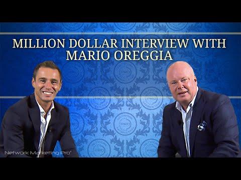 Million Dollar Interview with Mario Oreggia