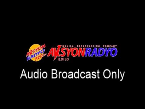Test Broadcast Audio Stream Aksyon Radyo Iloilo Youtube