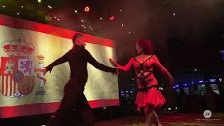 Spanish night / Latino Show dance show