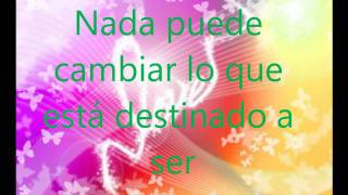 forever love spanish lyrics