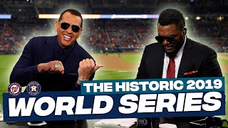 I STILL CAN'T BELIEVE THE 2019 WORLD SERIES! | PART 1
