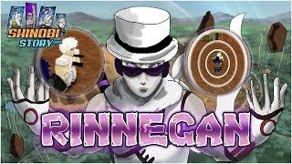RINNEGAN/TengokuGen FULL SHOWCASE | Shinobi Origin | Roblox