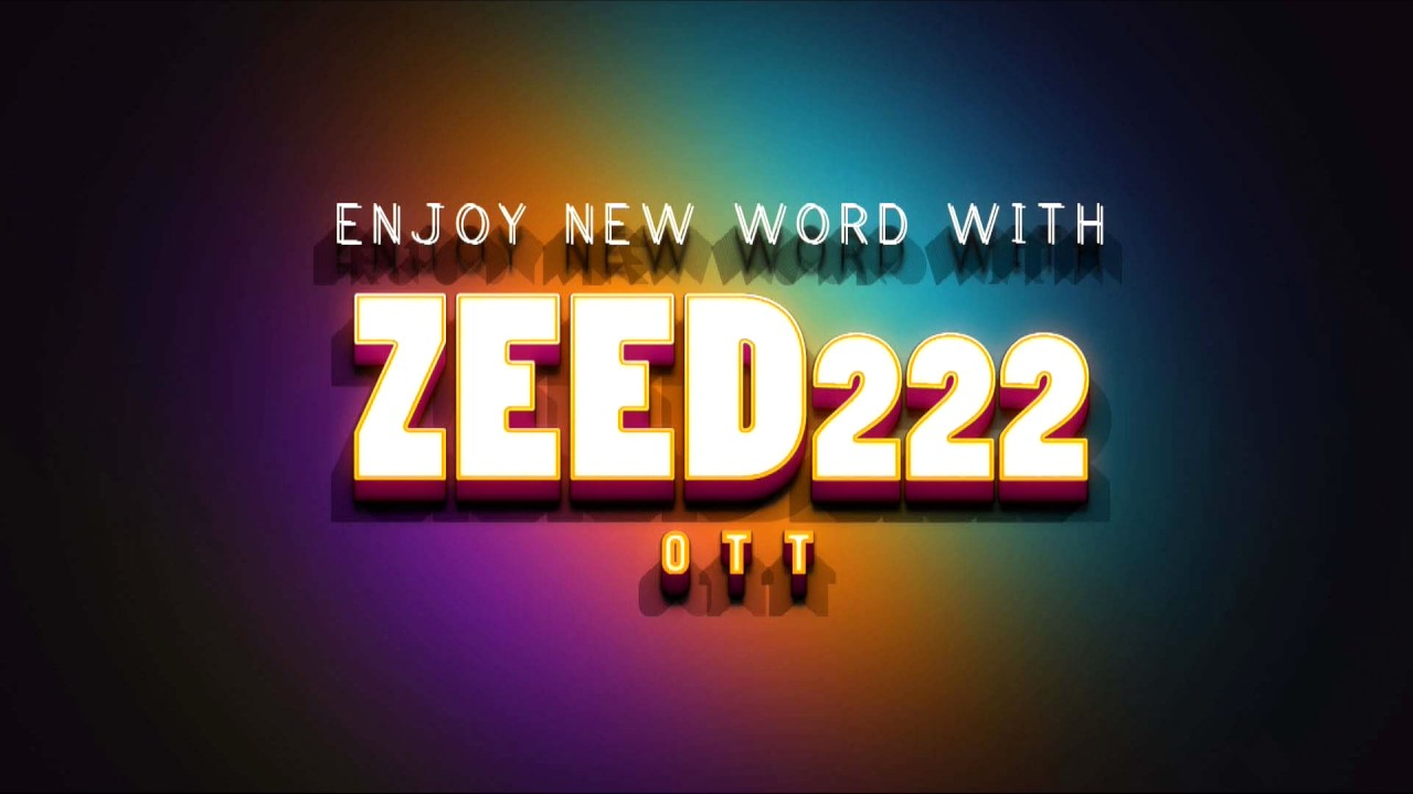 OTT Update: Update And Active Zeed222 OTT