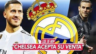 """""""El CHELSEA acepta la VENTA de HAZARD"""" I CONFESlONES de Gareth Bale I #goldehoy"""