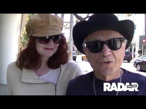 Robert Blake Reveals Mystery Woman