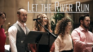 Let the River Run - Carly Simon cover | This choir NAILS it!