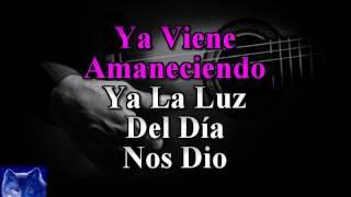 karaoke Las Mañanitas Pedro Infante