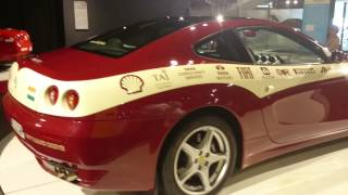 Ferrari Magic India Discovery Pictures Videos