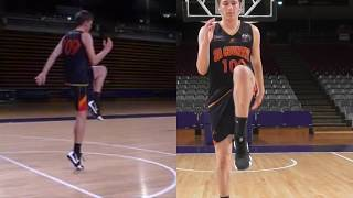 WARM UP EXERCISES- SA County Basketball Warm Up and Injury Prevention Guide