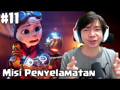Misi Penyelamatan – Ratchet & Clank : Rift Apart Indonesia – Part 11