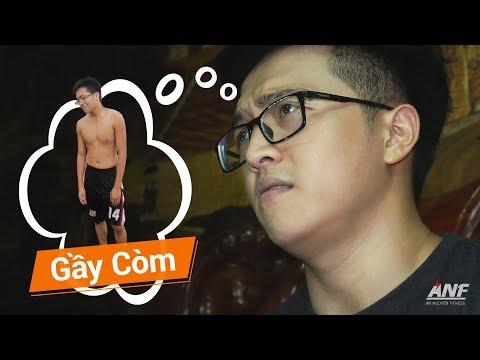 Phương Pháp Tập Gym Cho NGƯỜI GẦY Tăng Cơ | An Nguyen Fitness