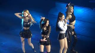 [HD Fancam] Blackpink in your area Manila : Boombayah