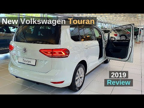 New Vw Touran 2019 Review Interior Exterior Youtube
