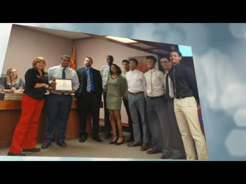 2016 - 2017 Moon Valley High School Achievement Above All