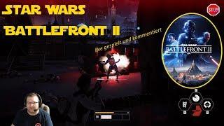 Star Wars Battlefront II Mission8 live gespielt und live saarländisch kommentiert