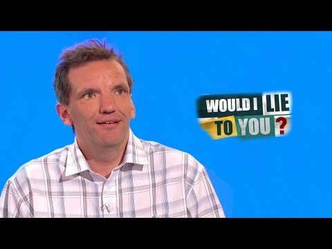 Wehn? For 3 weeks, in the mid '90s - Henning Wehn on Would I Lie to You? [HD][CC]
