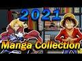 Gambar cover My 2021 Manga Collection // 150 Volumes!
