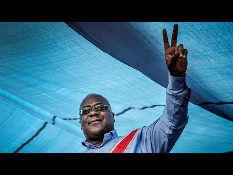 DR Congo declares Felix Tshisekedi winner of presidential race