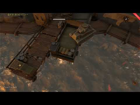 [BUG] More space in the barge even when carrying a tank - Foxhole 2017 09 23   01 05 50 03