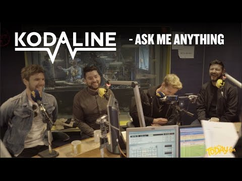 Kodaline - Ask Me Anything with Dermot &...