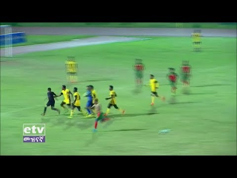 Ethiopia Premier League -The referee escaped from the stadium