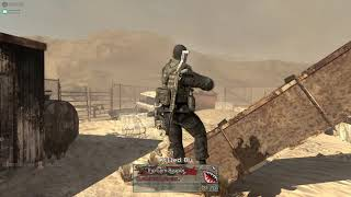 Call of Duty  Modern Warfare 2 tHIRD pERSON