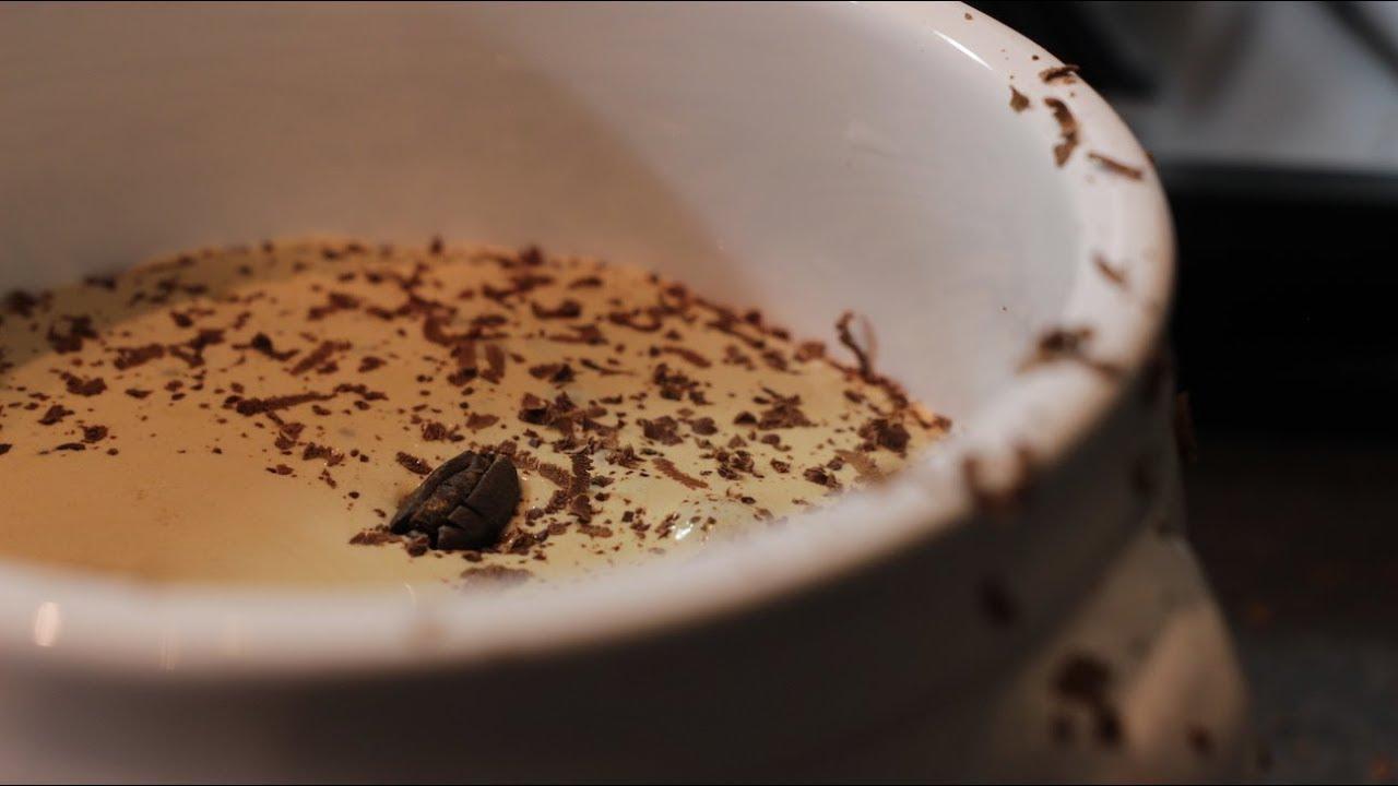 221 Kawowy Kogel Mogel Bezglutenowa Kuchnia Wegańska Atelier Smaku