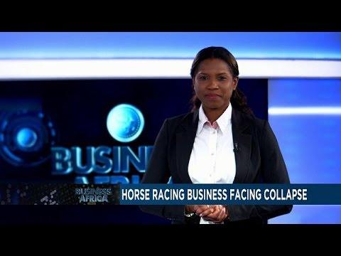 Zimbabwe's Horse Racing Business Facing Collapse [Business Africa]