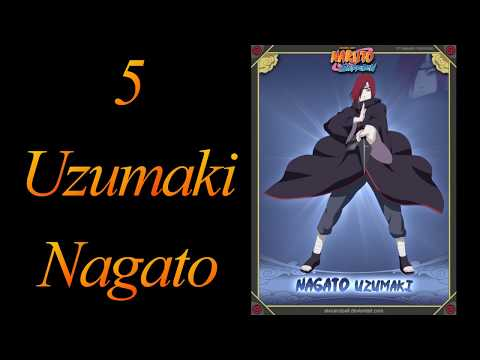 Top 5 Ninja mạnh nhất trong naruto 1