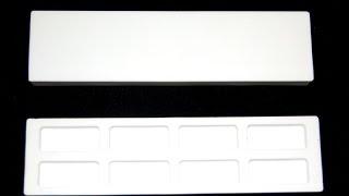 Брусок из алюмокерамики (оксид алюминия)(, 2015-08-11T12:09:35.000Z)