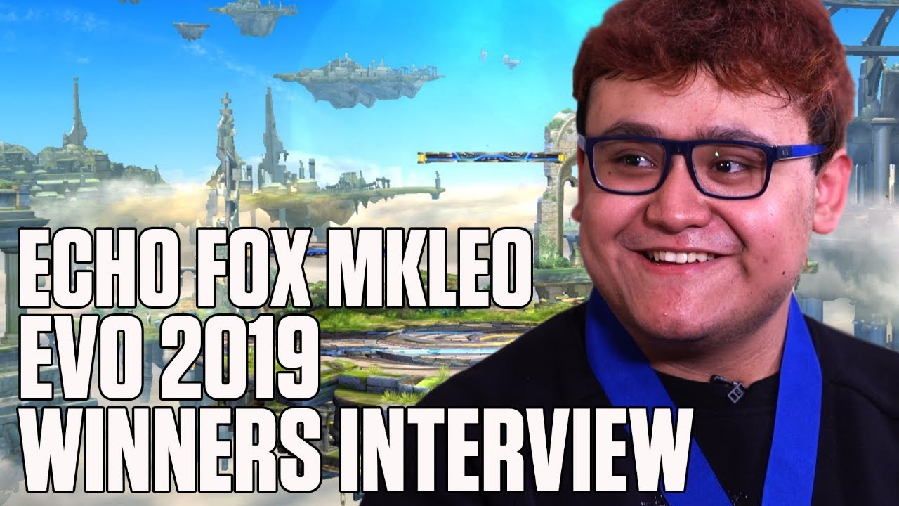 'It feels like a dream' -- Echo Fox's MKLeo on winning Smash Ultimate at  Evo 2019 | ESPN Esports