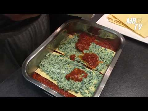 lasagnes-ricotta-épinards