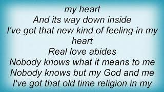 Watch Iris Dement Ive Got That Old Time Religion In My Heart video