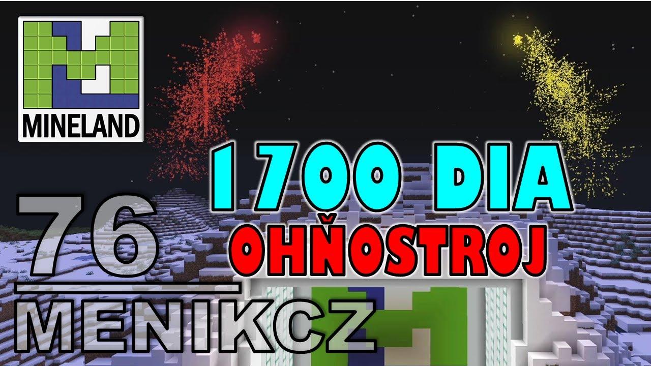 SILVESTROVSKÁ SHOW ZA 1700 DIAMANTŮ💎   Mineland   Menikcz, Gala, Martin, Kryštof, Ambreon   76. díl