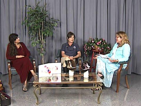The Lisa Saunders Show: Horses Healing Humans and Debra Lynn Alt