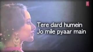 Apni aankhein khaali kar de kaash tu meri bhar mere yaara tere gham agar payenge humein teri hai kasam, hum sanwar...