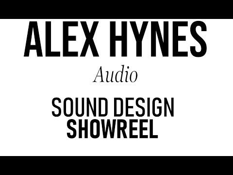 Showreel - Alex Hynes Audio