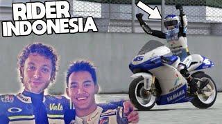 NYOBAIN PAKE RIDER INDONESIA #Doni_Tata_Pradita #MalaysianGP #Sepang - MOTOGP 08 [PS2]