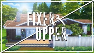 The Sims 4: Fixer Upper - Home Renovation | Ivy Lane