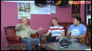 THE BANTER SHOW with a tribute to Mickey McCaughey